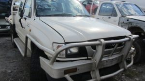 Hilux Car Removal