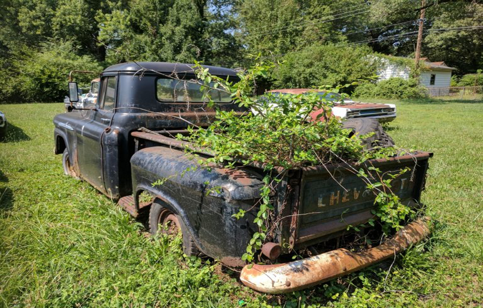 old truck removals