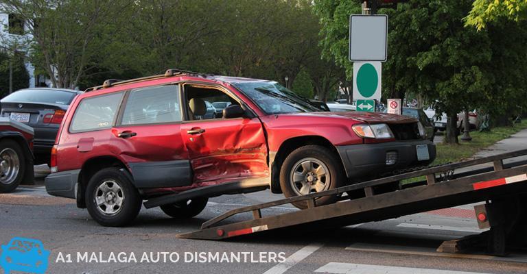 car wreckers pickup
